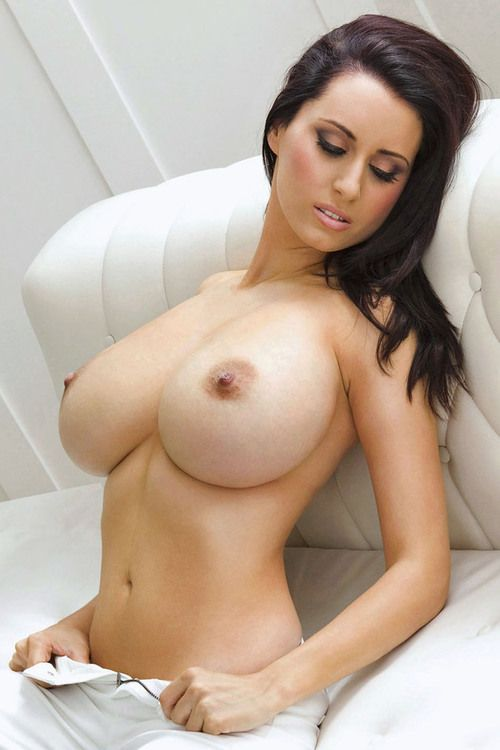 Naked women with really big boobs